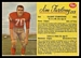 1963 Post CFL Jim Furlong