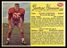 1963 Post CFL George Hansen