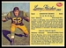 1963 Post CFL Larry Fleisher