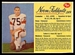 1963 Post CFL Norm Fieldgate