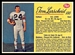 1963 Post CFL Tom Larscheid