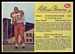 1963 Post CFL Millard Flemming