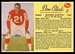 1963 Post CFL Don Clark