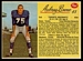 1963 Post CFL Aubrey Linne