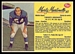 1963 Post CFL Marty Martinello