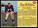 1963 Post CFL Doug McNichol