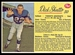 1963 Post CFL Dick Shatto