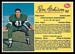 1963 Post CFL Ron Atchison