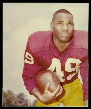 Bobby Mitchell 1964 Kahns football card