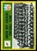 Green Bay Packers Team - 1967 Philadelphia football card #73