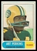 1968 O-Pee-Chee CFL Art Perkins
