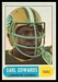 1968 O-Pee-Chee CFL Earl Edwards