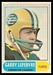 1968 O-Pee-Chee CFL Garry Lefebvre