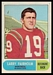 1968 O-Pee-Chee CFL Larry Fairholm