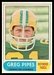 1968 O-Pee-Chee CFL Greg Pipes