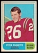 1968 O-Pee-Chee CFL Peter Paquette