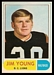 1968 O-Pee-Chee CFL Jim Young