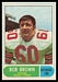 1968 O-Pee-Chee CFL Bob Brown