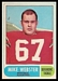 1968 O-Pee-Chee CFL Mike Webster