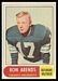 1968 O-Pee-Chee CFL Ron Arends