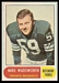 1968 O-Pee-Chee CFL Mike Wadsworth