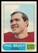 1968 O-Pee-Chee CFL Phil Brady