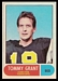 1968 O-Pee-Chee CFL Tommy Grant