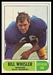 1968 O-Pee-Chee CFL Bill Whisler