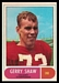1968 O-Pee-Chee CFL Gerry Shaw