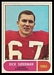 1968 O-Pee-Chee CFL Dick Suderman
