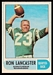 1968 O-Pee-Chee CFL Ron Lancaster