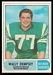 1968 O-Pee-Chee CFL Wally Dempsey