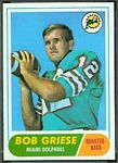 1968 Topps Bob Griese
