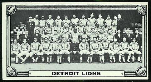detroit lions roster