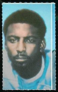Miller Farr 1969 Glendale Stamps football card