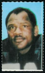 Hewritt Dixon 1969 Glendale Stamps football card