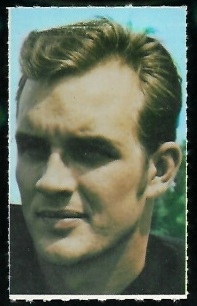 Bob Trumpy 1969 Glendale Stamps football card