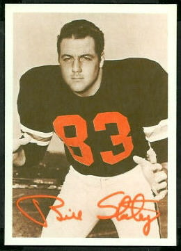 Bill Staley 1969 Tresler Comet Bengals football card
