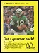 1975 McDonalds Quarterbacks Al Woodall