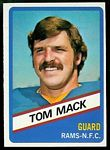 1976 Wonder Bread Tom Mack