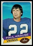 1977 Holsum Bread Paul Krause