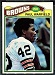 1977 Topps Paul Warfield