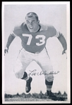 1957 49ers Team Issue Leo Nomellini