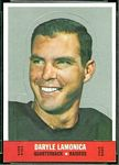 1968 Topps Stand Up Daryle Lamonica