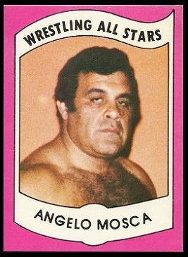 Angelo Mosca 1982 Wrestling All-Stars card